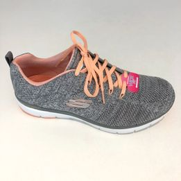 Skechers Wide Fit - harmaa 49,- (99,-)